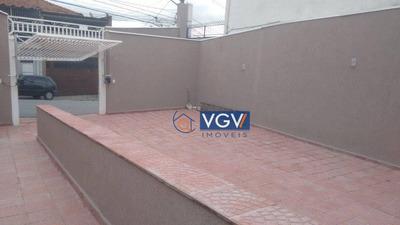 Sobrado Residencial À Venda, Vila Fachini, São Paulo - So0224. - So0224