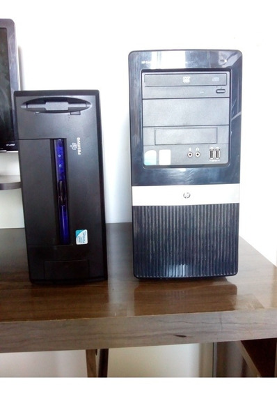 Computador Completo Hp E Positivo