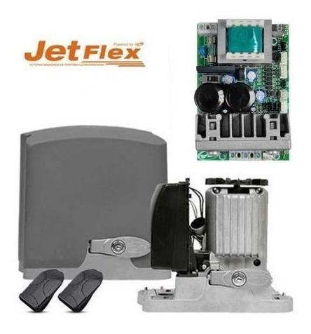 Motor Portão Eletrônico Ppa Dz Rio Jet Flex 1/3 Rápido