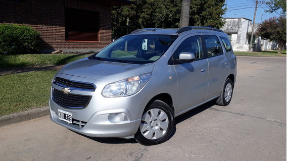 Chevrolet Spin Lt 1.8 5 Asientos 2013 Financiada