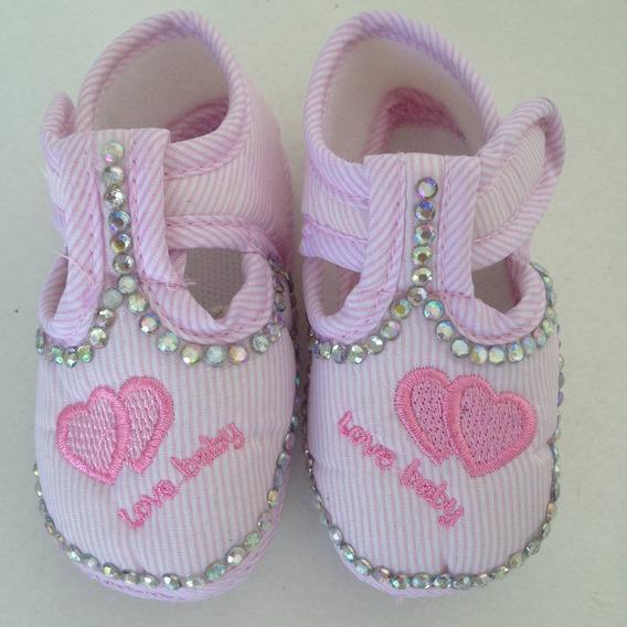 Sapatinho Bebe - Love Baby