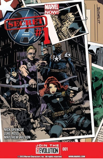 Secret Avengers #1-6 Arco Completo (2012) Marvel Now!