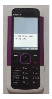 Nokia 5000d2 Não Incuso Carregador