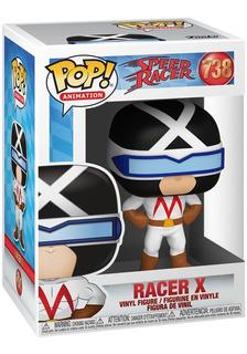 Funko Pop Speed Racer Racer X 738 Nuevo Original Cerrado