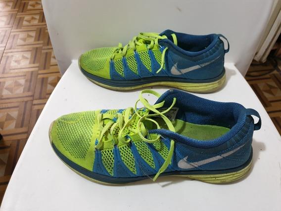 Zapatillas Running Nike Flyknit Lunar 2