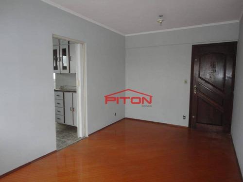 Apartamento Com 2 Dormitórios À Venda, 60 M² Por R$ 230.000,00 - Cangaíba - São Paulo/sp - Ap1857