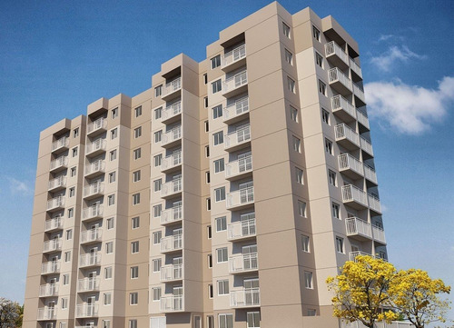 Apartamento Residencial Para Venda, Mooca, São Paulo - Ap7326. - Ap7326-inc