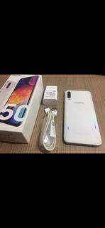 Celular Samsung A50 64 Gb Blanco