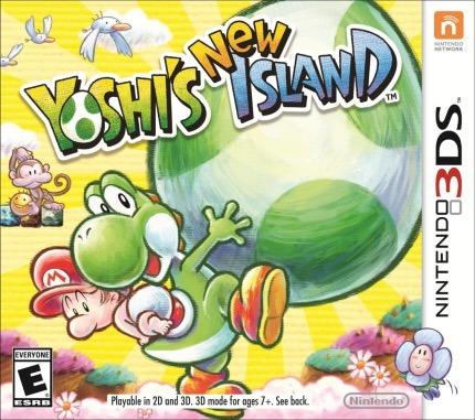 Yoshi´s New Island Para Nintendo 3ds Novo Lacrado