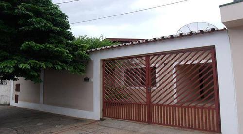 Casa Com 3 Dormitórios À Venda, 149 M² Por R$ 640.000,00 - Vila Soriano - Indaiatuba/sp - Ca0243