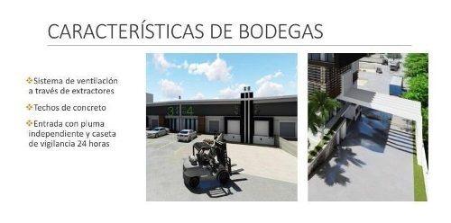 Renta De Bodega En Cancún 505 M2 En Avenida Colosio