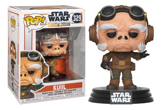 Muñeco Funko Pop Star Wars Kuiil 329 Original!!