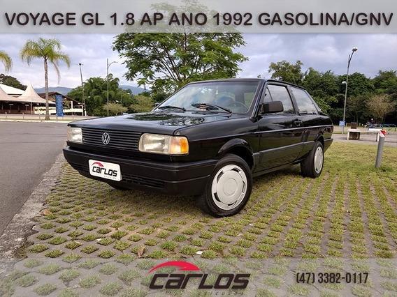 Volkswagen Voyage 1.8 Gl 8v Gasolina 2p Manual