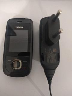 Celular Nokia 2220s - Com Carregador - Venda No Estado