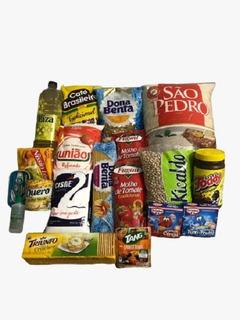 Cesta Básica De Alimentos 19 Itens