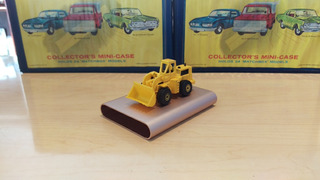 The Cat Wheel Loader Hot Wheels Made In Malaysia 1982