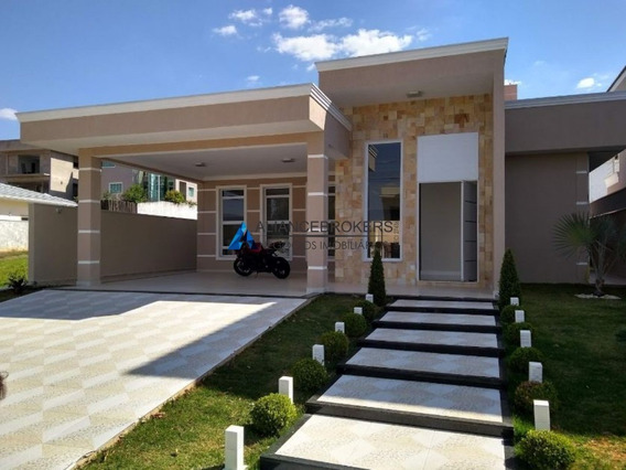 Casa À Venda No Cond. Reserva Da Serra, 3 Dormitórios Sendo 3 Suíte, Estuda Permuta - Ca00938 - 32937576