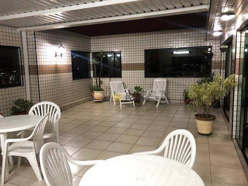 Cobertura Com 4 Dormitórios À Venda, 350 M²  - Santa Terezinha - São Bernardo Do Campo/sp - Co0178