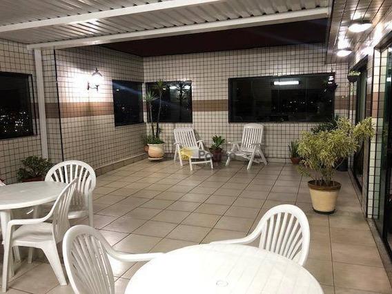 Cobertura Duplex Com 4 Dormitórios À Venda, 350 M² - Santa Terezinha - São Bernardo Do Campo/sp - Co0178