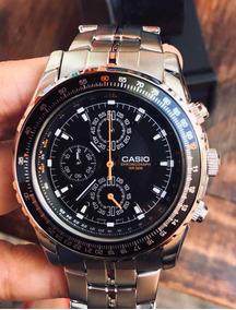 Reloj Casio Original Nuevo De Acero