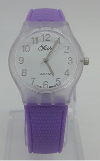 Reloj Sacks Tipo Swatch Dig63