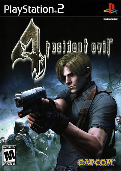 Patch Resident Evil 4 Ps2 Em Português