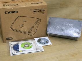 Scanner Canon Dr-c130 - Novo Nunca Usado - Frete Grátis
