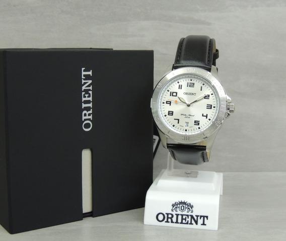 Relógio Orient Masculino - Modelo Mbsc1032 S2px - Analógico