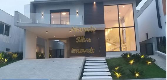 Casa Nova Condomínio Alto Padrão Bragança Paulista - Sp