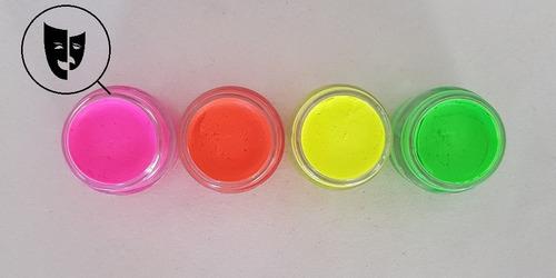 Base Cremosa Maquillaje Titi Mini Pote 5gr - Fluo Rosa