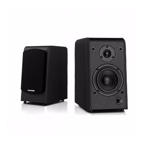 Monitor De Audio Microlab B77bt Com Bluetooth 64w Rms 2.0