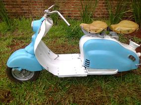 Lambretta Ld 150 - 1956, (similar Lambreta, Vespa, Etc...)