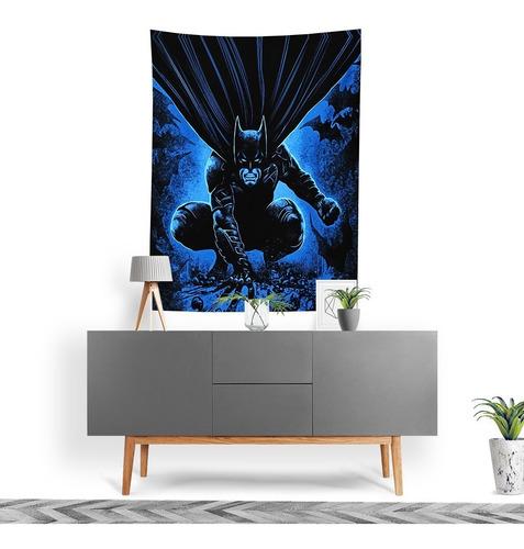 Imagem 1 de 3 de Tecido Decorativo Decoração Tactel Interto Externo Batman