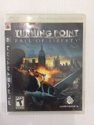 Turning Point Ps3