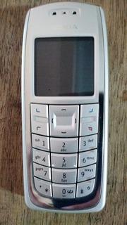 Celular Antigo Nokia 3125 Lindo De Vitrine Para Colecionador
