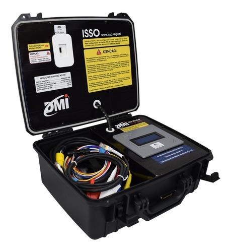 Dmi Mp2000r Analise Energia Elétrica Maleta Acesso Remoto 3g