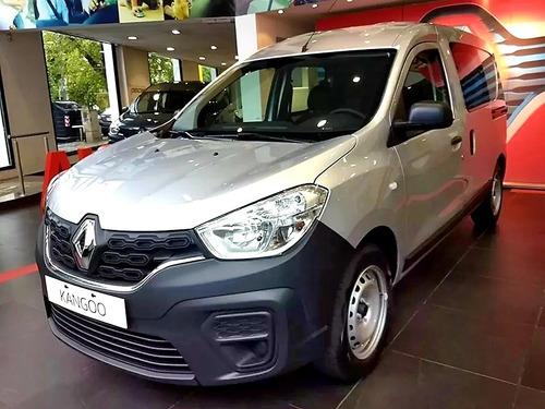 Renault Kangoo Ii Express Emotion 5 Asientos Gris 0km Contad