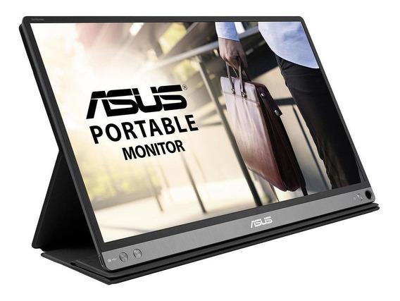 Monitor Portátil Asus 15.6 Full Hd Usb - Mb16ap