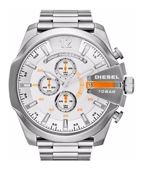 Relógio Diesel Masculino Ref: Dz4328/1bn Novo C/ Nota Fiscal