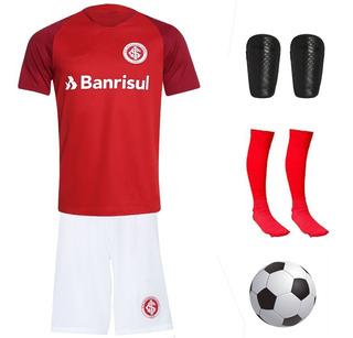 Conjunto Uniforme Infantil Internacional Futebol Clube
