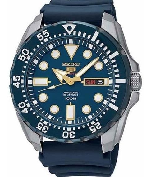 Relógio Seiko 5 Srp605k2 Sport Automático 24 Jewels