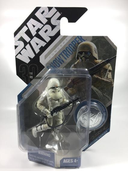 Figura Snowtrooper Concept Star Wars 30 Aniversario