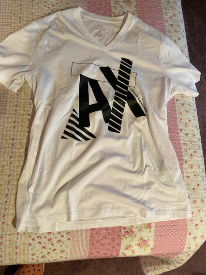 Remera Armani Exchange Traída De New York Talle M