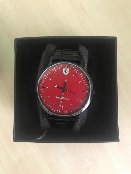 Ferrari Watch Ultraliggero Original Nuevo