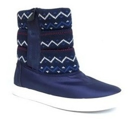 Lacoste Botas Mujer Impermeables Con Lana Jardel 2 Srw 39.5
