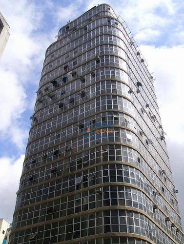 Conjunto Para Alugar, 77 M² Por R$ 2.000/mês - Sé - São Paulo/sp - Cj10578