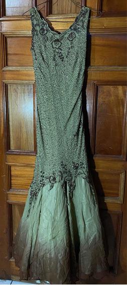 Vestido De Gala Mujer 99% Nuevo Excelentes Condiciones