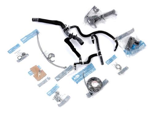 Imagen 1 de 8 de Kit De Sistema De Refrigeracion,con Mangueras Y Sensor Ford