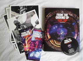 U2 360 Tour Official Photobook Luxo + Dvd Miniposters Flips