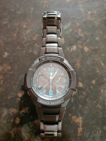 Casio G-shock Gw 3000 Aviation Multiband Toughsolar/ 5121